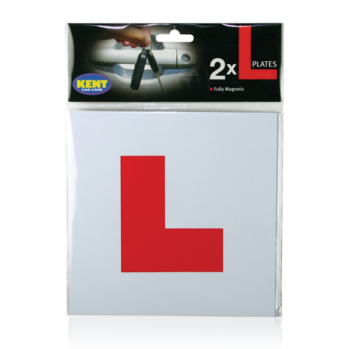 L PLATES- FULLY MAGNETIC