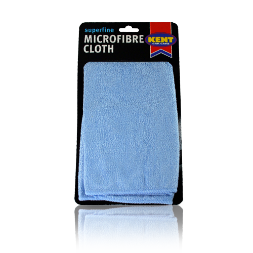 MICROFIBRE CLOTH ON CARD