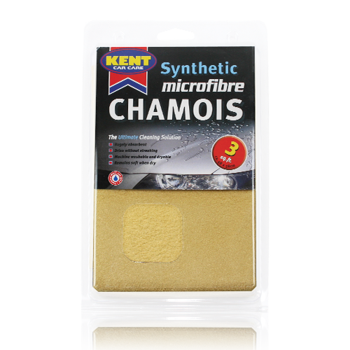 SYNTHETIC MICROFIBRE CHAMOIS CLOTH