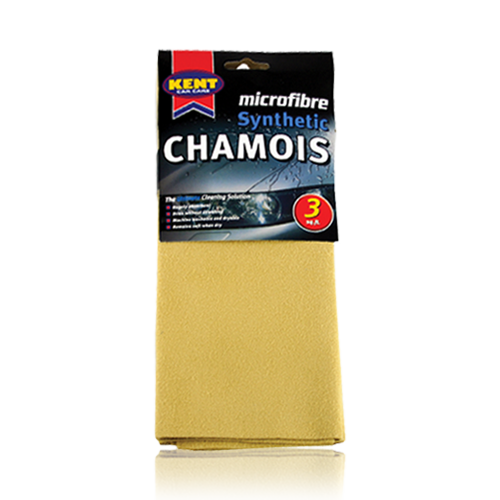 MICROFIBRE SYNTHETIC CHAMOIS CLOTH