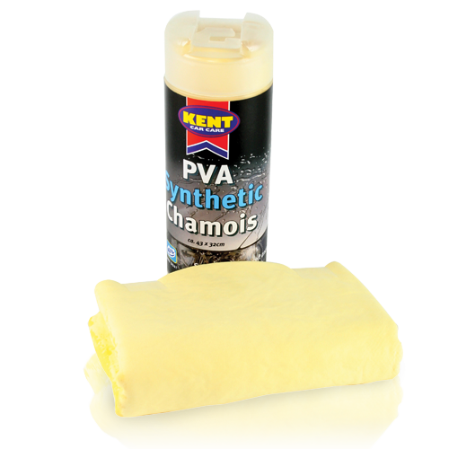PVA SYNTHETIC CHAMOIS IN CANISTER